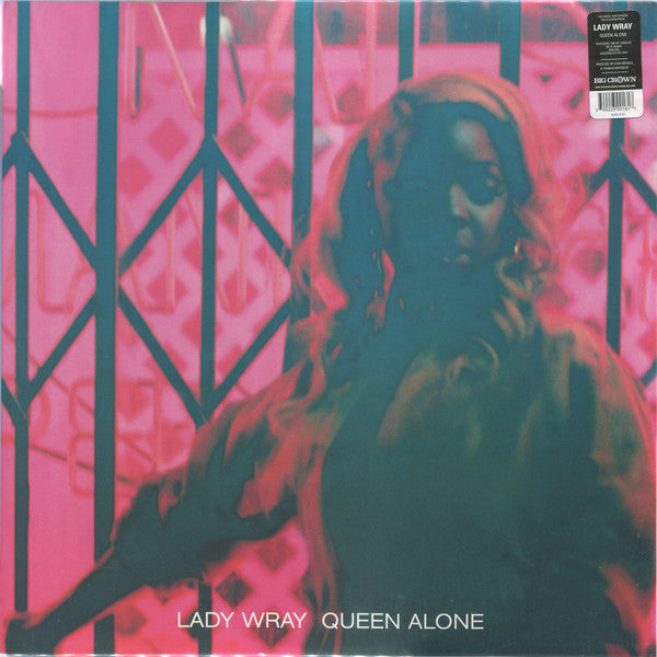 Lady Wray ‎– Queen Alone (Vinyle neuf/New LP)
