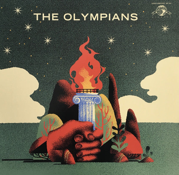The Olympians ‎– The Olympians (Vinyle neuf/New LP)
