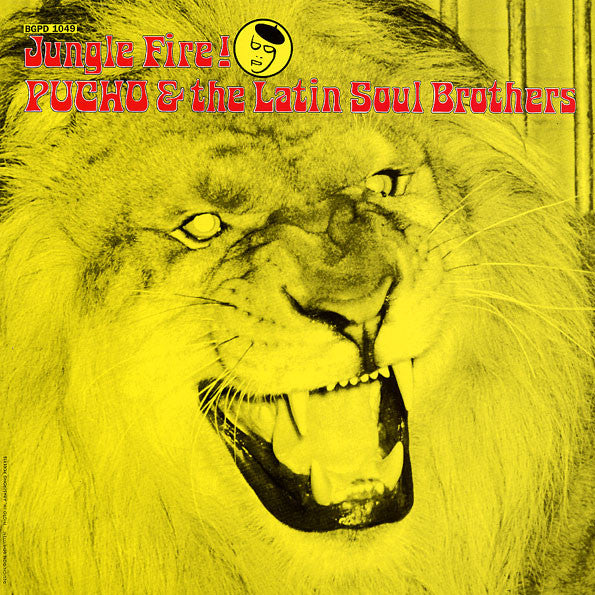 Pucho & The Latin Soul Brothers ‎– Jungle Fire! (Vinyle neuf/New LP)