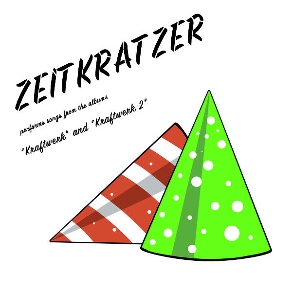 Zeitkratzer ‎– Zeitkratzer Performs Songs From The Albums