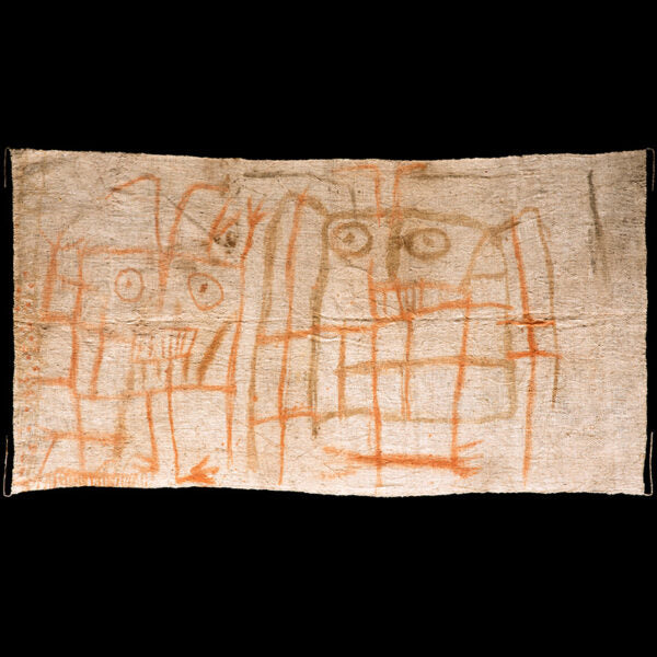 Pre-Columbian Textile Painting