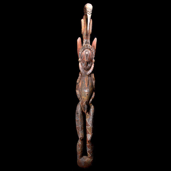 Bird Finial Abelam Ancestor Figure