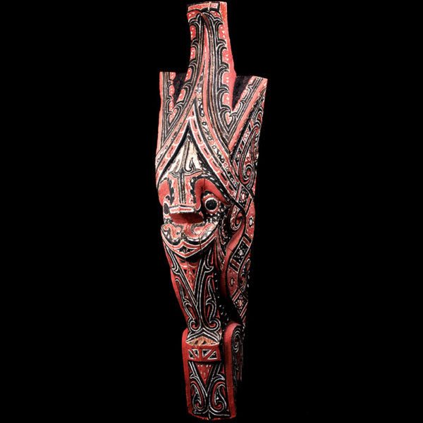 Toba Batak Singa House Ornament – Sumatra, Indonesia 20th Century – Ex-Sotheby's