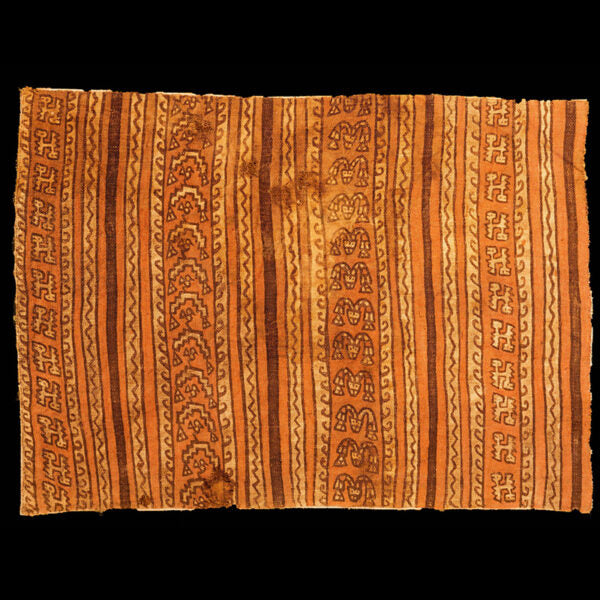 Pre-Columbian Textile – Origine Auction