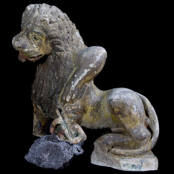 Indian Sandstone Lion