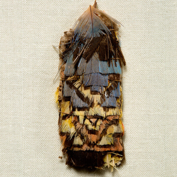 Miniature Precolumbian Feather Work (Price On Request)