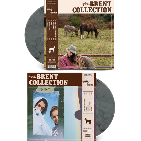 limited edition brent collection vinyl