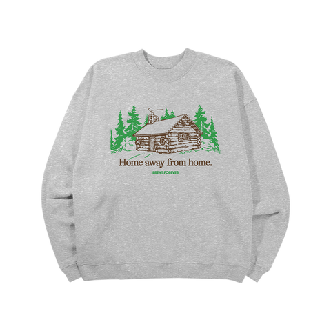 HOME AWAY FROM HOME CREWNECK