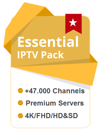 6 MONTHS IPTV PREMIUM SUBSCRIPTION
