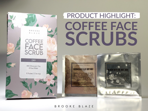 Product Highlight: Coffee Face Scrub