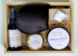 Brooke Blaze Drift Away Sleep Kit: Product Highlight