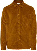 Lade das Bild in den Galerie-Viewer, 8 WALES Corduroy Overshirt With Button