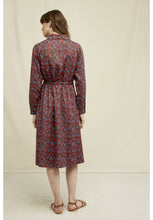 Lade das Bild in den Galerie-Viewer, AISLINN Paisley Shirt Dress