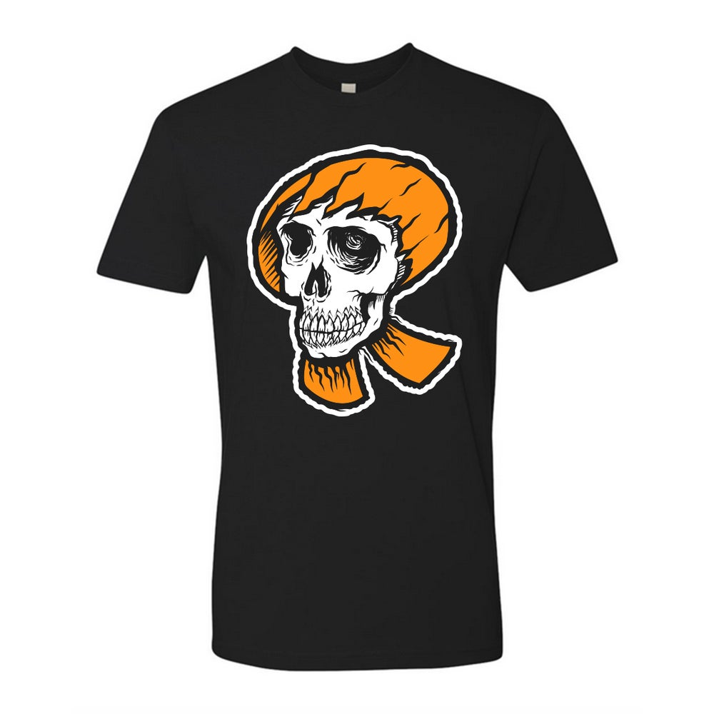 Load image into Gallery viewer, Skull R-Star shirt - Orange