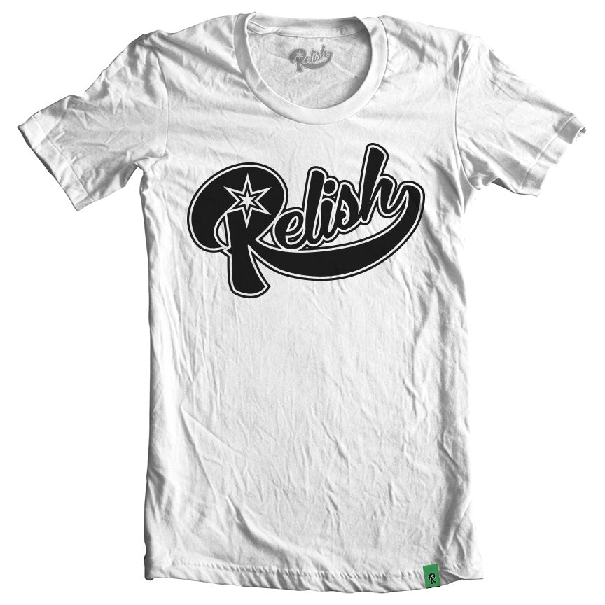 Load image into Gallery viewer, Relish Script tee