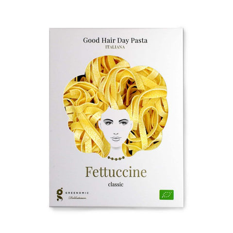 Good Hair Day Pasta, Fettucine classic