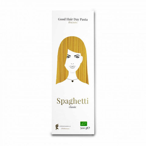 Good Hair Day Pasta, Spaghetti classic