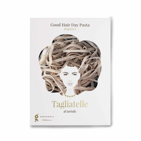 Good Hair Day Pasta, Tagliatelle al tartufo