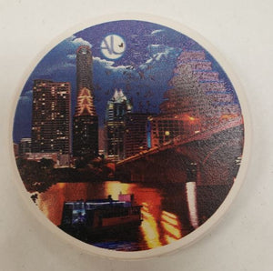 Austin Skyline Car Coaster