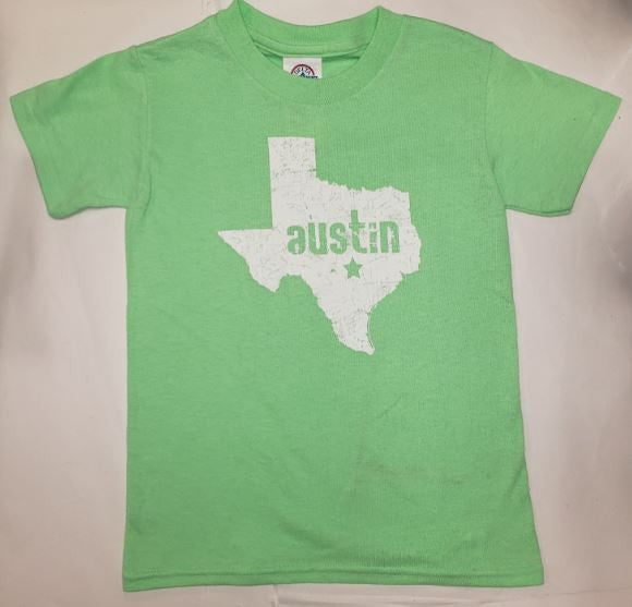 Austin Texas Youth Tee