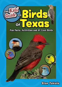 Kids Guide to Birds of Texas