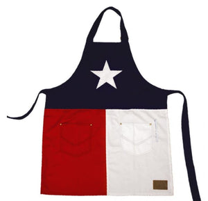 Texas Barbecue Apron