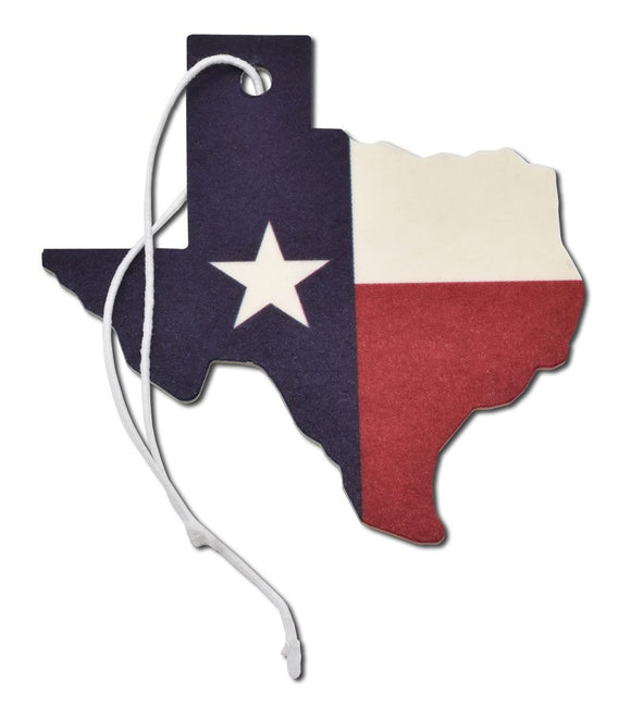 Texas Flag Air Freshener