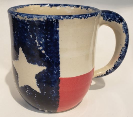 Texas Flag Coffee Mug
