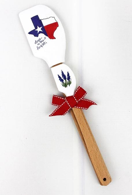 Texas Flag Kitchen Spatula
