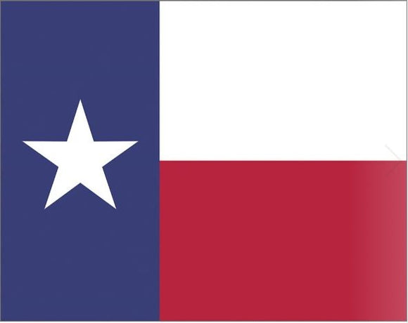 Texas Flag Mouse Pad