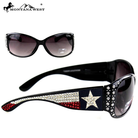Texas Flag Sunglasses