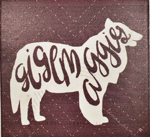 Texas A&M Mascot Coaster