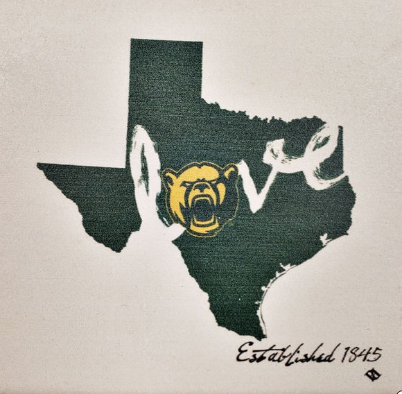Baylor Love Coaster