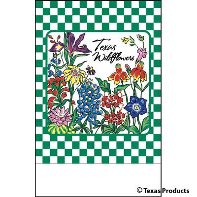 Texas Wildflower Towel