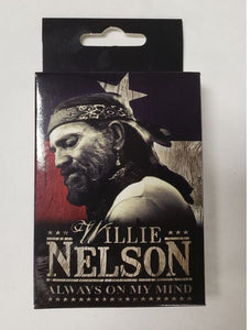 Willie Nelson Playing Cards