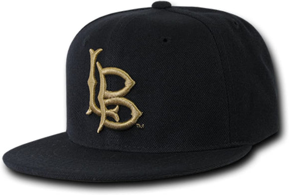 NCAA Long Beach State 49ers Adjustable Snapbacks Flat Bill