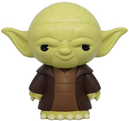 Star Wars Master Yoda PVC Bank - Miracle Mile Gifts