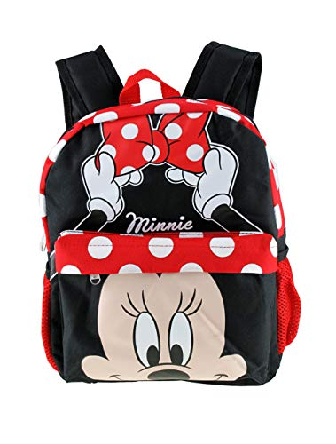 Minnie Mouse Deluxe 12 Inch Backpack - A12544