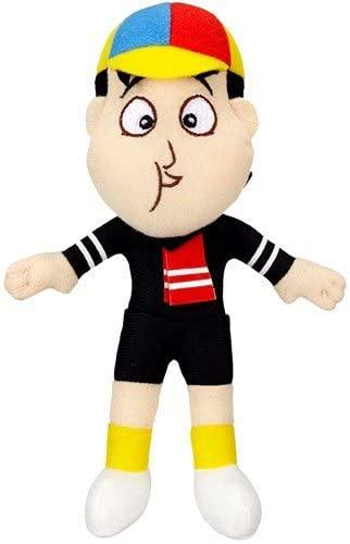 El Chavo 7.5 Inch Plush Figure Quico - Miracle Mile Gifts