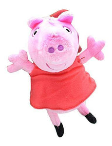 "Peppa Pig 8"" Plush Doll - Miracle Mile Gifts"