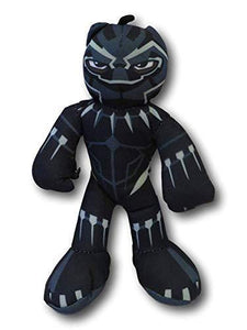 "Marvel Black Panther 9"" Tall Plush Doll - Miracle Mile Gifts"