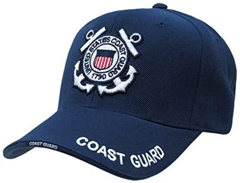 Rapid Dominance US Coast Guard Baseball Ball Cap Hat - Miracle Mile Gifts