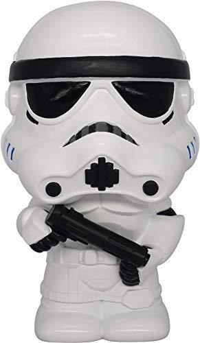 STAR WARS Storm Trooper PVC Bank - Miracle Mile Gifts