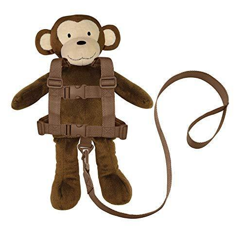 Goldbug - Animal 2 in 1 Child Safety Harness - Monkey - Miracle Mile Gifts