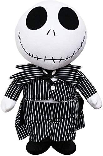 Disney Nightmare Before Christmas Jack Plush Doll Backpack 19