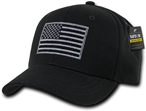 Rapid Dominance Tactical USA Embroidered Operator Cap, Coyote - Miracle Mile Gifts