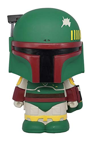 Star Wars Boba Fett PVC Bank