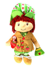 Strawberry Shortcake Plush Doll Stuffed Toy