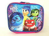 Disney Pixar Inside Out Colorful Lunch Bag-8427 - Miracle Mile Gifts