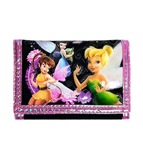 Tinkerbell Trifold Wallet